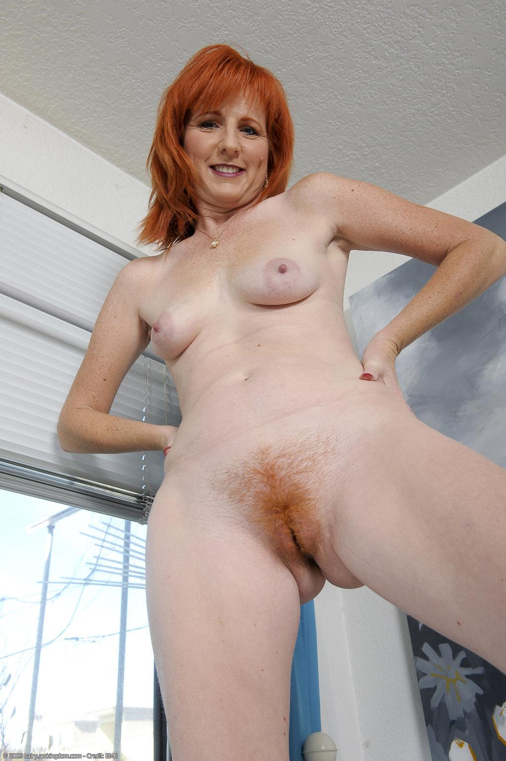 порно видео рыжих волосатых мам