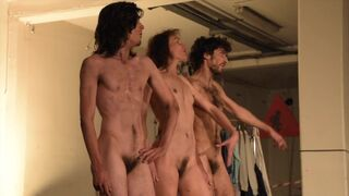 Naked theater